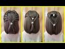 30 причесок в школу на короткие волосы / прически на 1 сентября