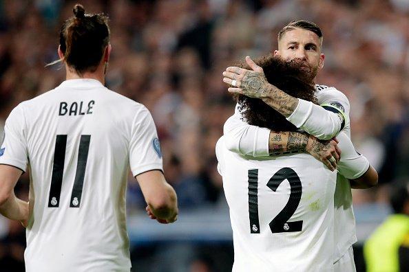 Real Madrid CF - Viktoria Plzen 2:1
