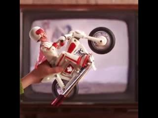 История игрушек 4 - Дюк Кабум