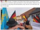 Germany mach die Grenzen dicht
