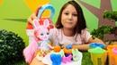 Enchantimals oyuncakları ile Play Doh cupcake yapıyoruz