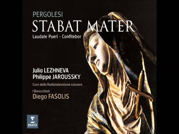 Stabat Mater [Pergolesi]: XII. Quando corpus moriertur (Julia Lezhneva, Philippe Jaroussky)