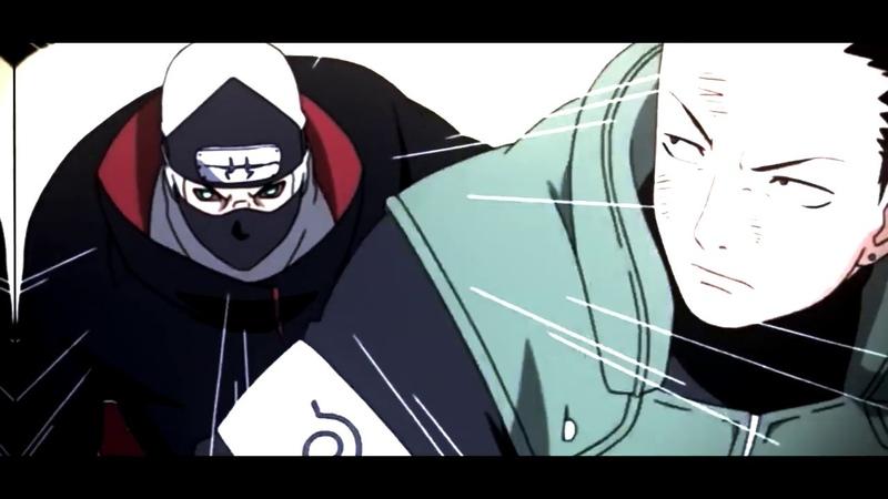 ASUMA VS HIDAN (AMV) KILL STACY - 5k Freestyle [Prod. Na$tii]