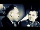 Редкое интервью Юрия Гагарина в финском поезде HD