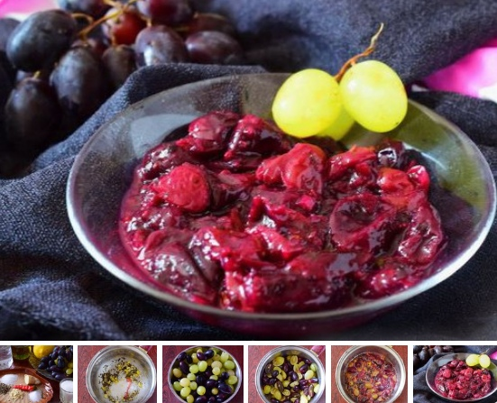 Виноградный чатни