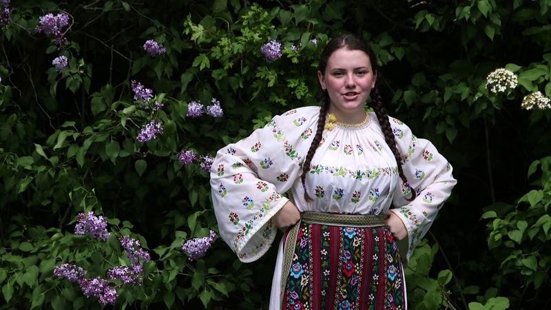 Maria Rozica CROITORU - Drag mi-e nan' al meu cu ochii verzi