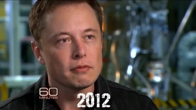 Отрывок из интервью Маск Илон. Вопрос про кумиров его растрогал.