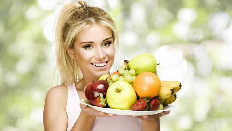 условия для правильного питания