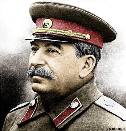 Сталин жив и умирать не собирается