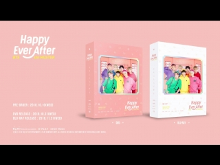[PREVIEW] BTS (방탄소년단) 4TH MUSTER Happy Ever After DVD