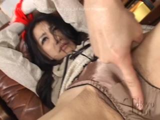 Sexy handjob scene