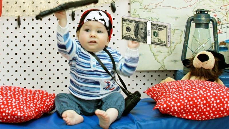 Лучший в мире продавец детских игрушек ^ ^