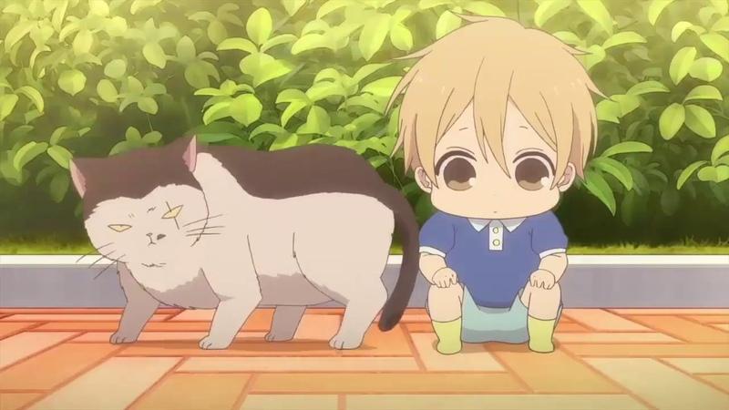 TAKUMA-KAZUMA PaPa学園ベビーシッターズ (Gakuen babysitters)
