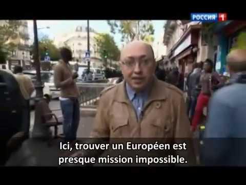 La France vue par la télé russe RT