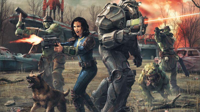 Компания Modiphius анонсировала сразу два продукта по мотивам популярной вселенной Fallout.