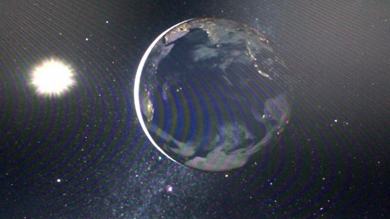 Земля неподвижный центр Вселенной. Солнце движется вокруг земли.Часть 1.