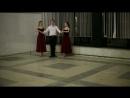 Полька тройка Схема танца