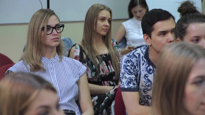 Мастер-класс Ивана Кудрявцева, журналиста, телерадиоведущего, киноэксперта