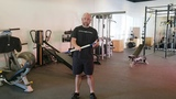 Quick Isometric Exercise For Elbow Pain