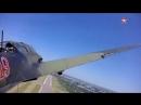 Ил-2 над Воронежем в день памяти.ВосстановленфондомКрылатая память Победы.