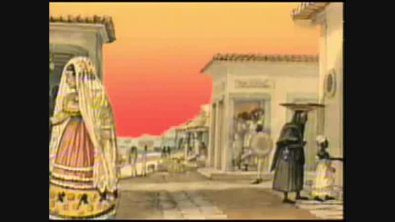 Рабыня Изаура 2 часть Esclava Isaura Жильберто Брага 1976 мелодрама TVRip
