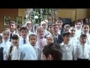 Песня В ночном саду Рождество Христово Минус фонограмма