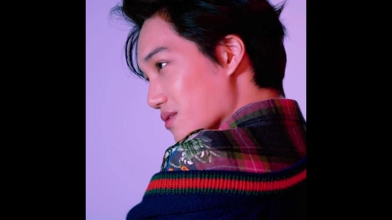 Кай (EXO) для журнала GQ