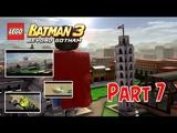 WADUW !!! Kota Berubah Menjadi KECIL - Lego Batman 3 Beyond Gotham