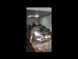 ПОЗОР в одной из бакинских автомоек: девушку раздели и заставили мыть автомобиль. Азербайджан Azerbaijan Azerbaycan БАКУ BAKU BA