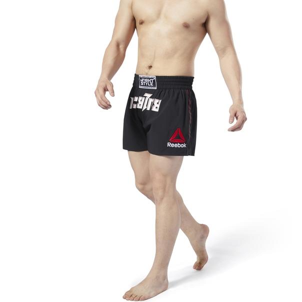 Спортивные шорты Combat x InFightStyle Tech Thai