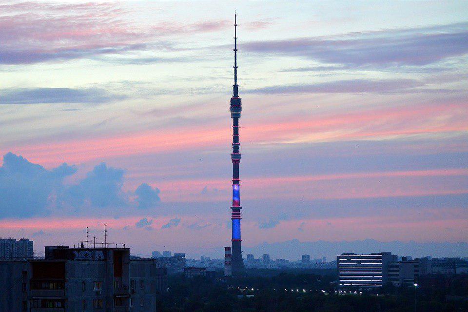 Останкинская телебашня станет площадкой акции «Ночь искусств»