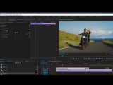 Image Dissolve Transition in Adobe Premiere Pro