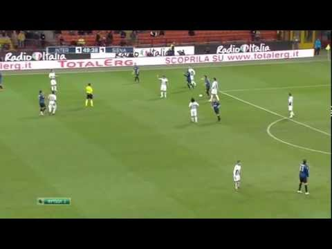 2011/12 (32a - 11-04-2012) INTER-Siena 2-1 [D'Agostino, Milito, Milito]