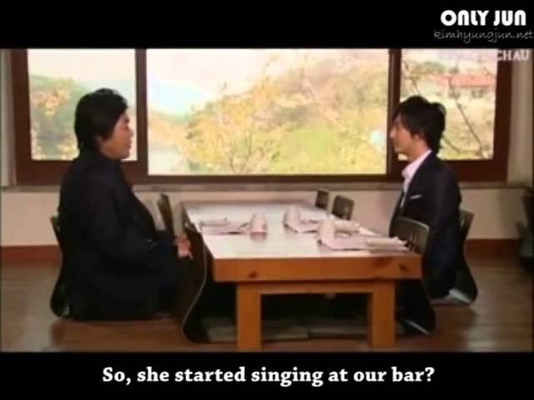 [ENG] Kim Hyung Jun - Black City Part 2/4