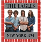 EAGLES альбом Beacon Theatre, New York, March 14th, 1974