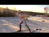 Womens 15 km skiathlon - Highlights - Lillehammer 2017