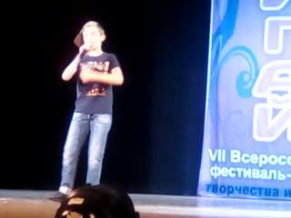 Мы маленькие дети VII Всероссийский фестиваль-конкурс