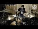 Slava Popov on Drums