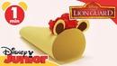 Lion Guard   Craft Tutorial: Kion's Roaring Megaphone   Disney Junior UK