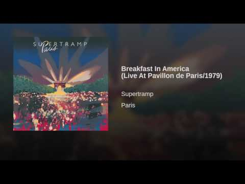 Breakfast In America (Live At Pavillon de Paris1979)