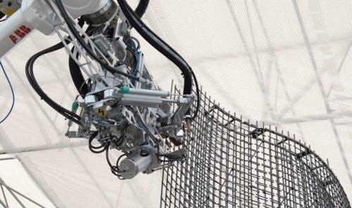Строительные роботы начнут возводить в Швейцарии футуристические «цифровые» здания