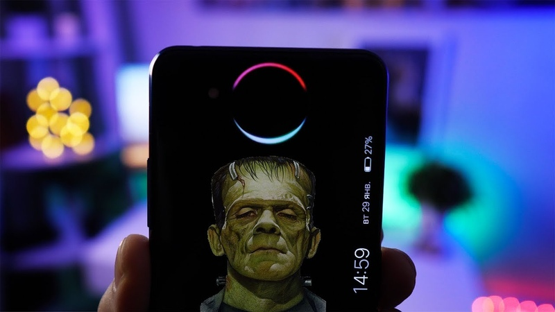 Samsung и Apple выкуси Франкенштейн от Vivo Nex Dual Screen