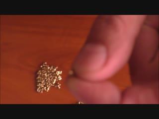 Секрет пчеловода способ со втулками для пчелиных рамок + Замедленная съемка видео