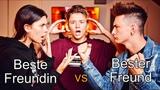 BESTE FREUNDIN vs. BESTER FREUND Keanu Rapp