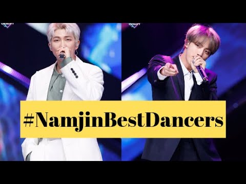 BTS RM And Jin Disrespected By Fans During iHeart Interview? Why NamjinBestDancers Trended