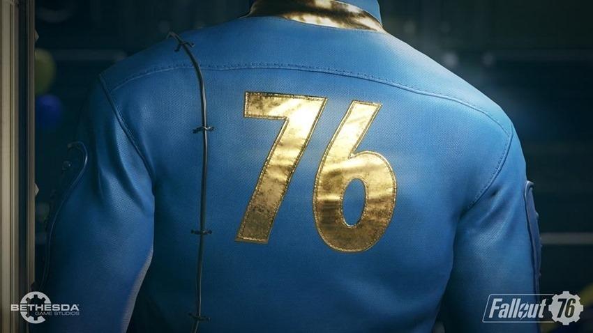 Бета тестирование Fallout 76 уже в октябре!