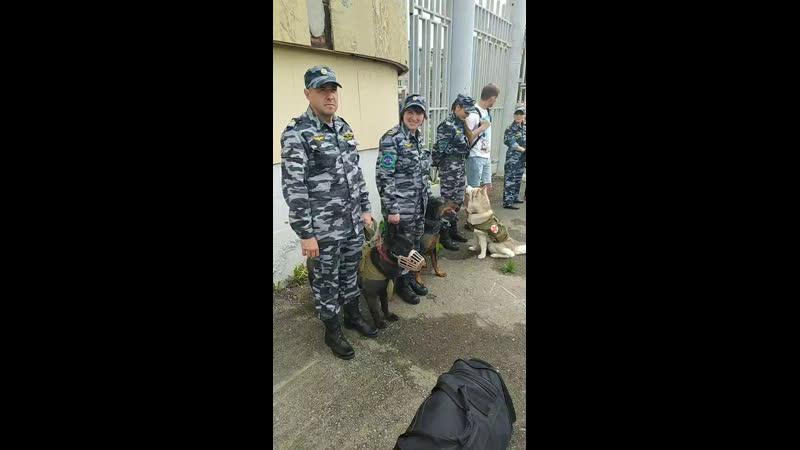 Live ФГП ВО ЖДТ ведомственная охрана