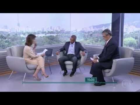 Romário no RJTV candidato a governador