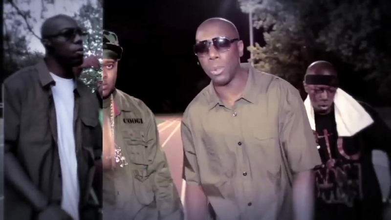 Inspectah Deck, Dr. Ama Hellfire — Welcome To S. Irac