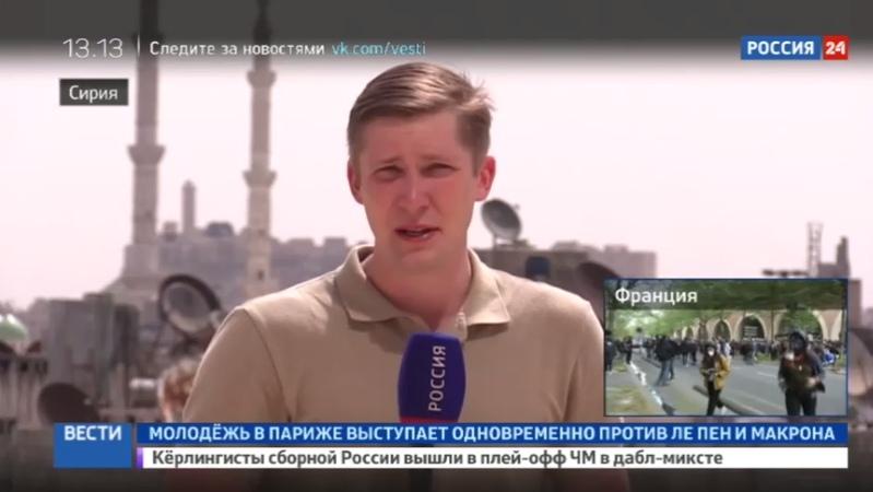 Новости на Россия 24 • Израильтяне разбомбили склады шиитского движения Хезболлах в районе Дамаска
